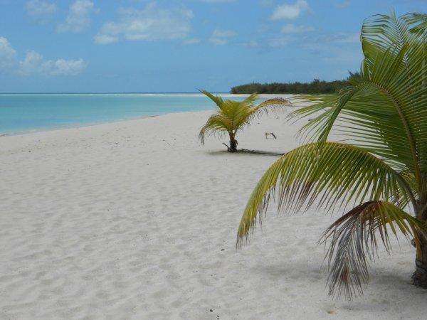 plage d'Ouvéa