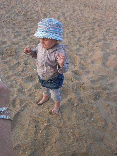 Vacances à la mer août 2011