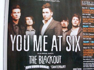 UK Tour!