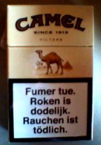 Fumer, c'est mal.