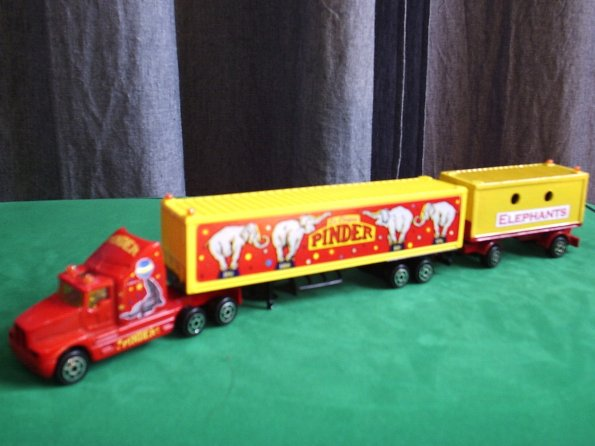 A80 - CONVOI  TRANSPORT  ELEPHANTS