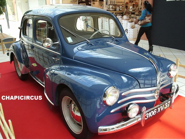 M54 - EXPOSITION VOITURES ANCIENNES