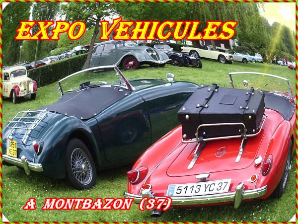 M89 - EXPO VEHICULES A MONTBAZON