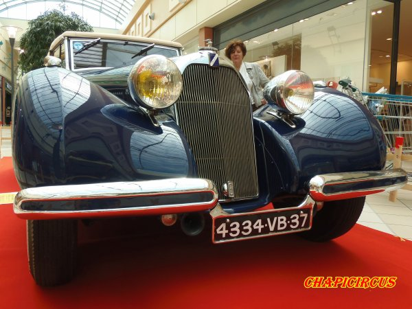 M115 - EXPO VEHICULES ANCIENS