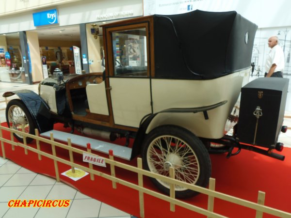 M117 - EXPO VEHICULES ANCIENS