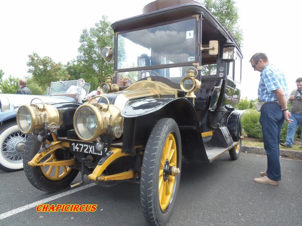 M125 - EXPO VEHICULES ANCIENS