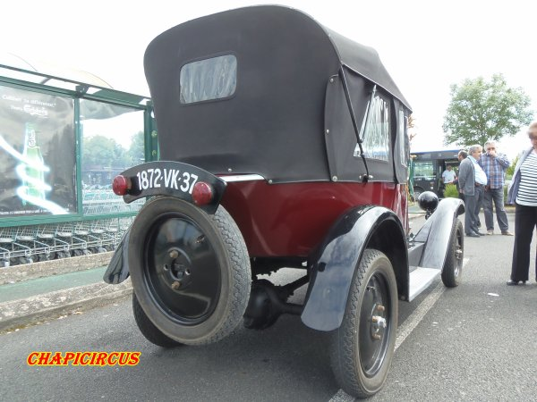M127 - EXPO VEHICULES ANCIENS