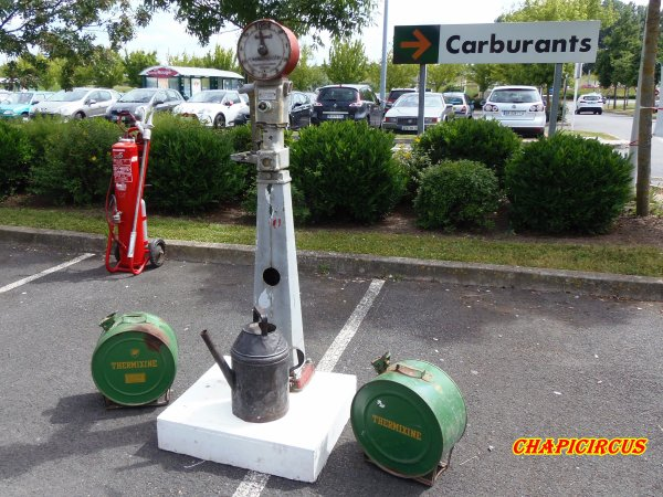 M138 - EXPO VEHICULES ANCIENS