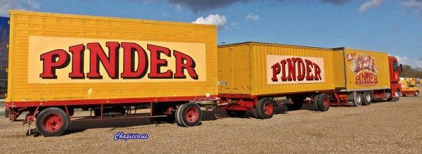 G3604 - CIRQUE PINDER 2016.