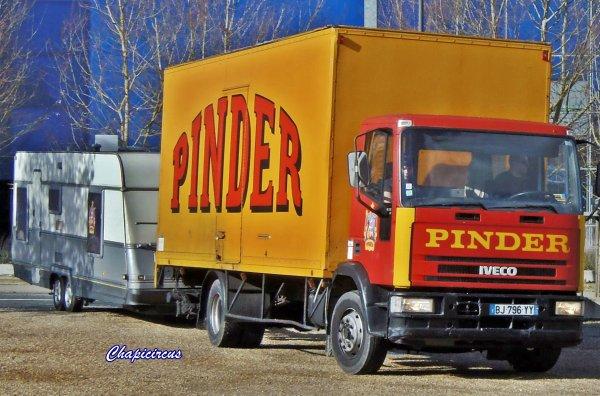 G3606 - CIRQUE PINDER 2016.