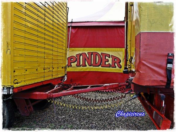 G3617 - CIRQUE PINDER 2016.