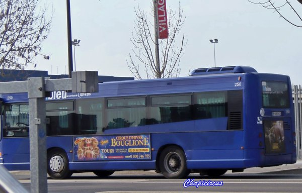 G3637 - CIRQUE D'HIVER BOUGLIONE A TOURS.