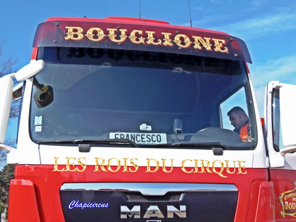 G3640 - CIRQUE D'HIVER BOUGLIONE A TOURS.