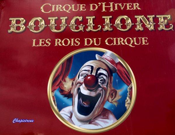 G3646 - CIRQUE D'HIVER BOUGLIONE A TOURS.