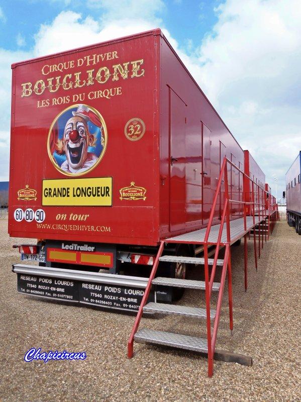 G3650 - CIRQUE D'HIVER BOUGLIONE A TOURS.