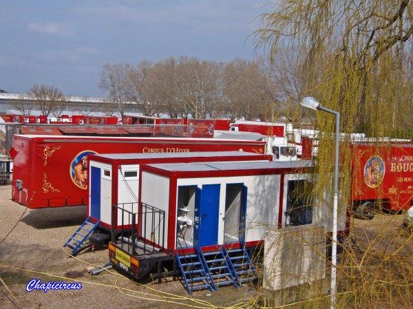 G3658 - CIRQUE D'HIVER BOUGLIONE A TOURS.