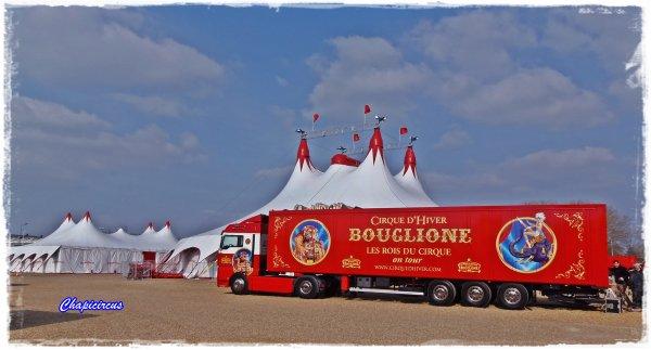 G3659 - CIRQUE D'HIVER BOUGLIONE A TOURS.