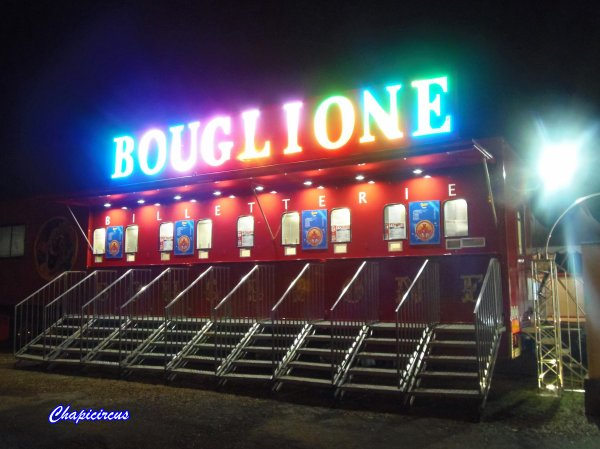 G3683 - CIRQUE D'HIVER BOUGLIONE A TOURS.