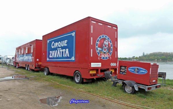 G3715 - CIRQUE CLAUDIO ZAVATTA.