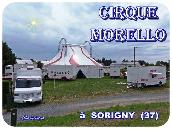 G3853 - CIRQUE MORELLO.