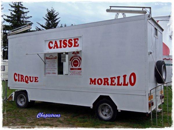 G3856 - CIRQUE MORELLO.