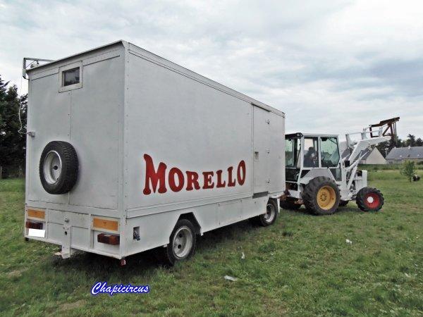G3872 - CIRQUE MORELLO.