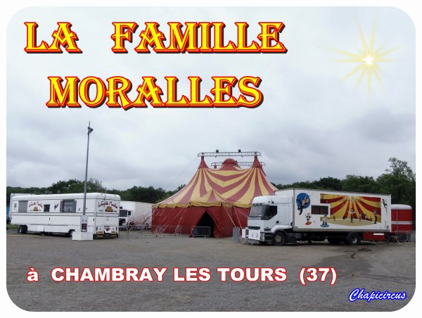 G3875 - CIRQUE FAMILLE MORALLES.