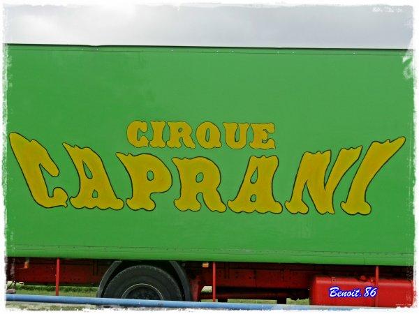 G3899 - CIRQUE CAPRANI.
