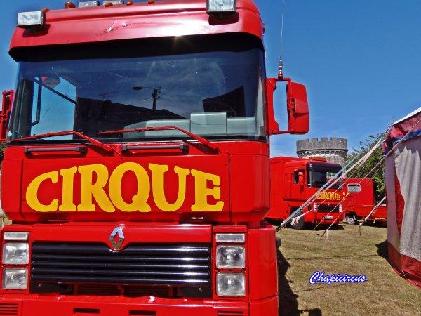 G3916 - CIRQUE STEEVE DUBOIS.