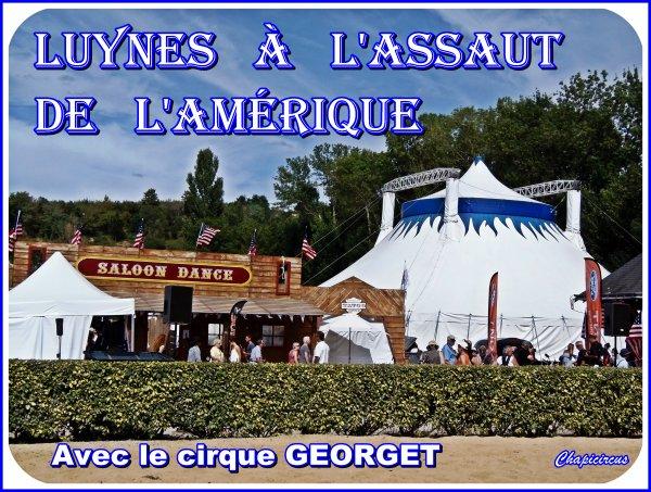 M277 - LUYNES A L'ASSAUT DE L'AMERIQUE.