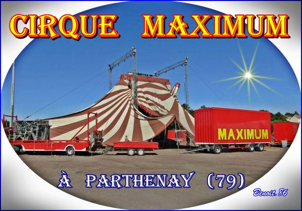 G3938 - CIRQUE MAXIMUM.