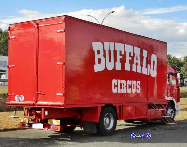 G3959 - BUFFALO CIRCUS.