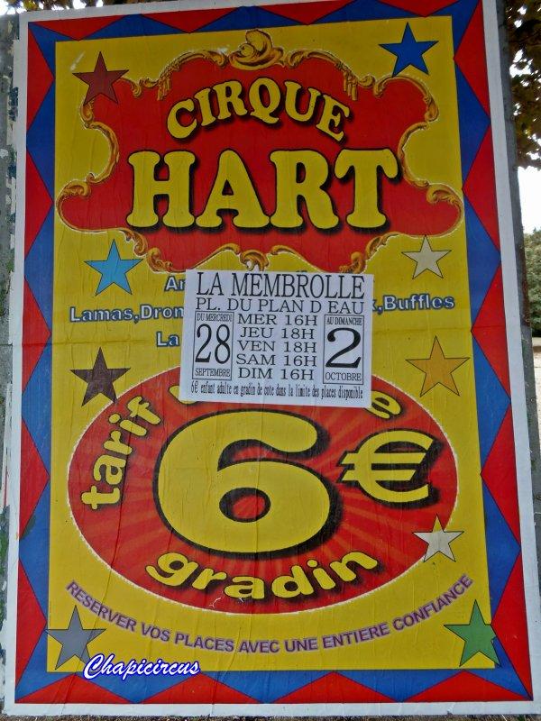 G3974 - CIRQUE MARLON HART.