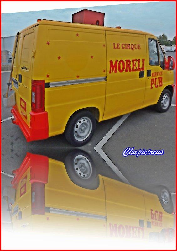 G3996 - CIRQUE MORELI.