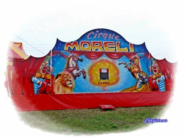 G3998 - CIRQUE MORELI.