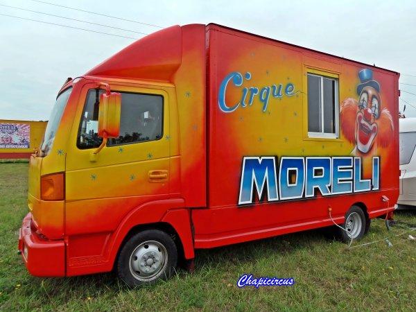 G4000 - CIRQUE MORELI.
