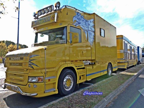G4010 - CIRQUE SABRINA FRATELLINI