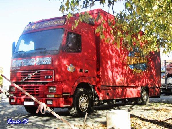 G4061 - CIRQUE FRANCO-ITALIEN.