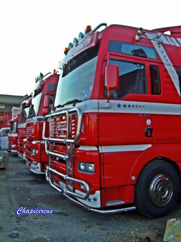 G4136 - CIRQUE CLAUDIO ZAVATTA en quartiers d'hiver.