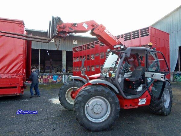 G4143 - CIRQUE CLAUDIO ZAVATTA en quartiers d'hiver.