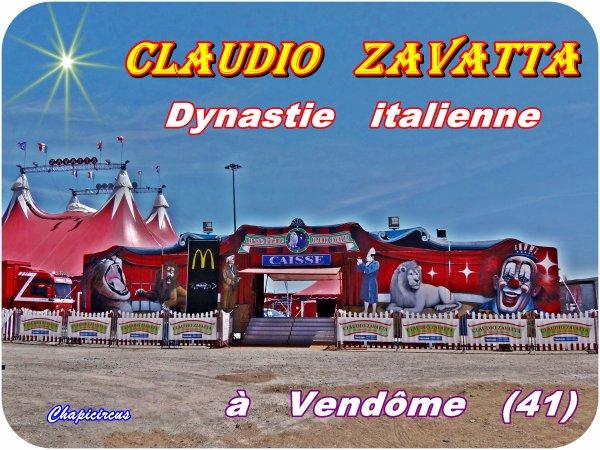 G4243 - CIRQUE CLAUDIO ZAVATTA.