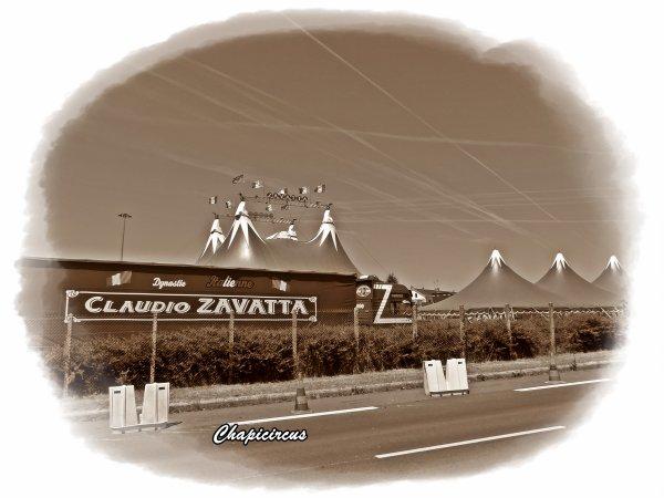 G4246 - CIRQUE CLAUDIO ZAVATTA.