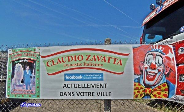 G4247 - CIRQUE CLAUDIO ZAVATTA.