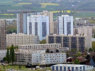 Le Val Fourée (Mantes La Jolie 78)