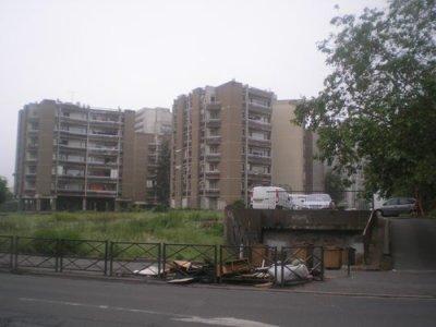 La Forèstière (Clichy-Sous-Bois 93)