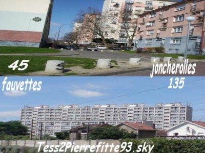 Les Fauvettes (Pierrefitte 93)