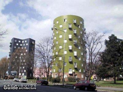 Cité de l'abreuvoir (Bobigny 93)