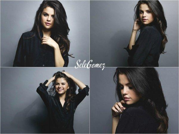 Photoshoot - Ce mois d'Octobre est chargé en photoshoot puisque Selena a également posé pour le Grazia Magazine France.