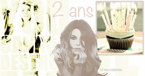 12. Birthday. célébrités : AnnaLynne McCord, Shenae Grimes création faite par moi-même.