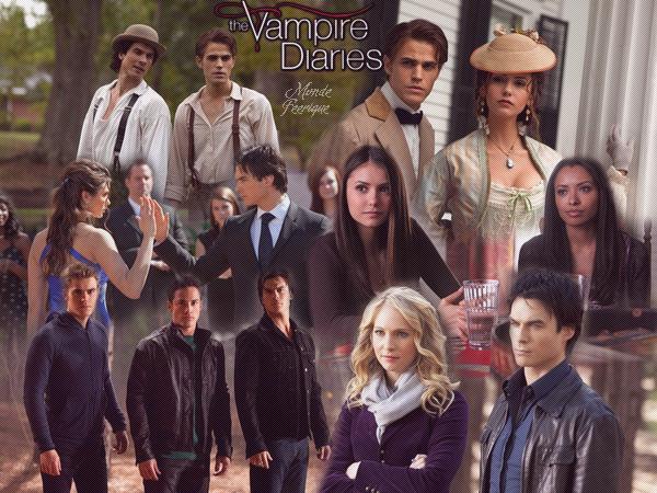 // The Vampire Diaries \\